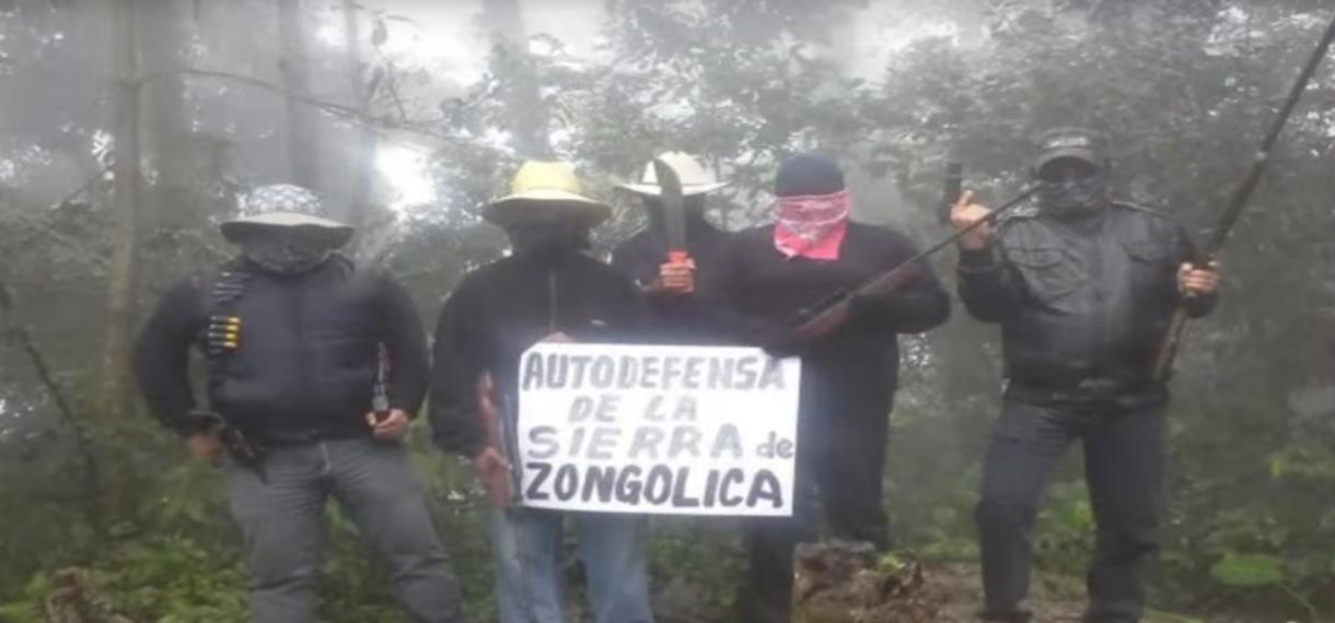 'Existimos aunque nos nieguen: somos autodefensas contra Los Zetas en Veracruz'