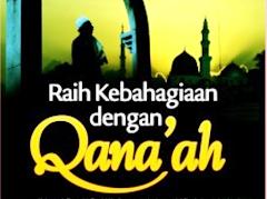 Sholawat Hakikat Qonaah Dalam Islam