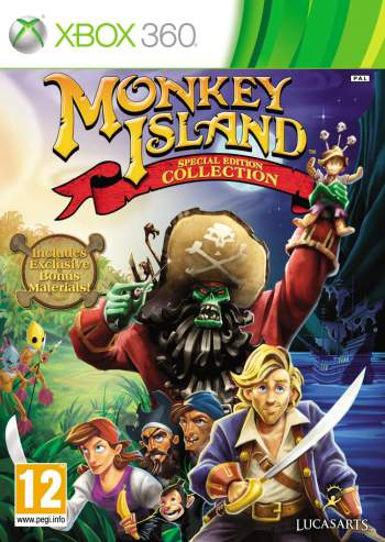 The Secret of Monkey Island: Special Edition (JTAG/RGH) Xbox 360 Torrent