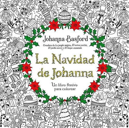 La Navidad de Johanna de J. Basford