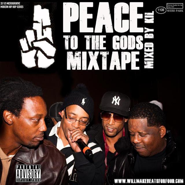 Peace To The gods Mixtape