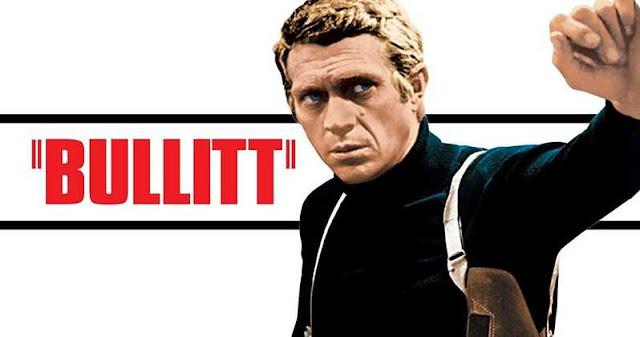 """""""Bullitt movie poster"""
