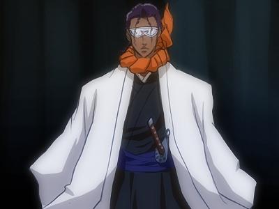 โทเซ็น คานาเมะ (Tosen Kaname)