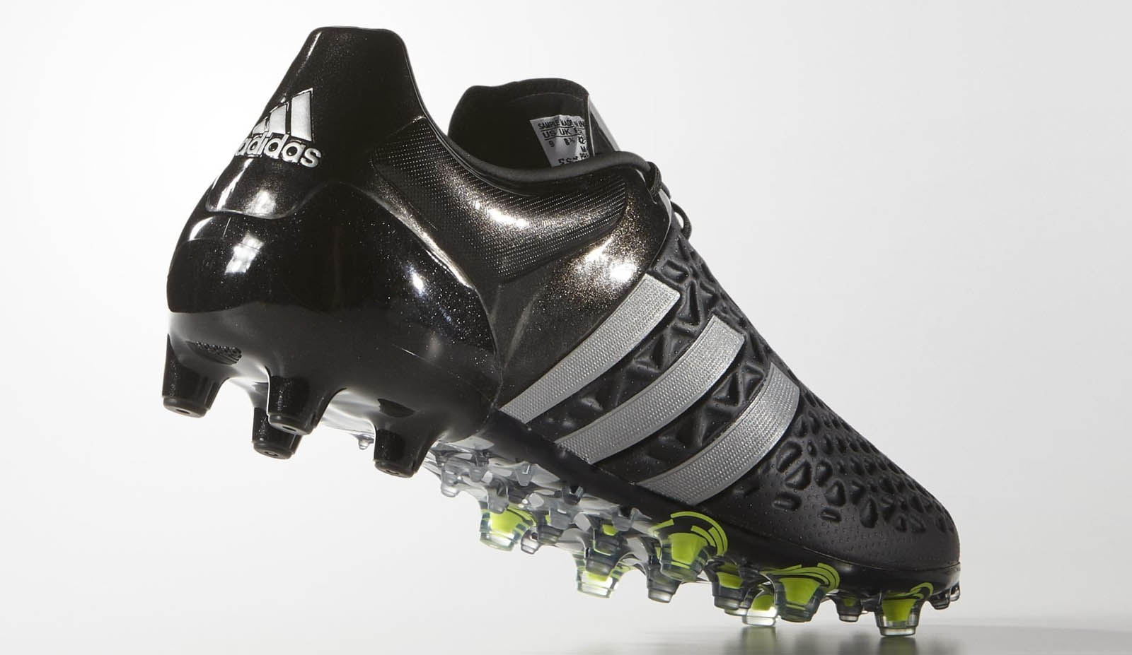detailed look 5f7bd 8c7c3 ... Handmade adidas - Football Boots - Ace15.2 FGAG Boots - Black - 7.5  Year Black Reflective Adidas Ace 2015 Boots Revealed ...