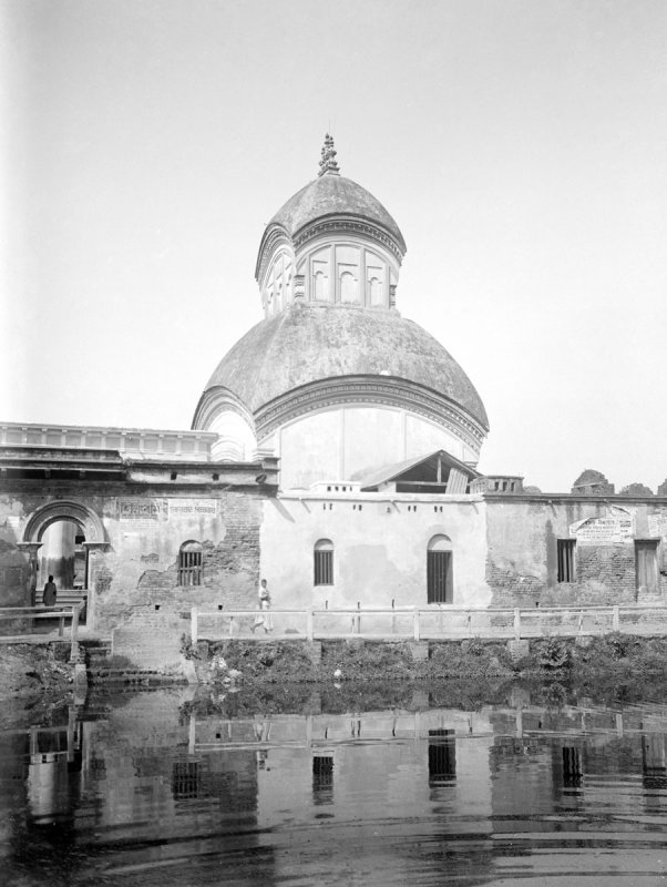 Kalighat Temple Kolkata (Calcutta) - c1912-14