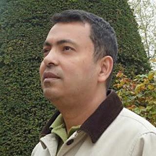 Der in Bangladesh ermordete Menschenrechtsaktivist Avijit Roy