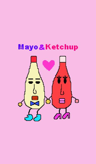 Mayonnaise&Ketchup