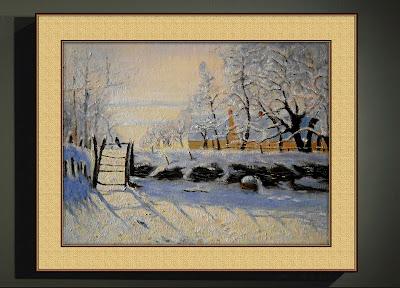 Monet the magpie copy