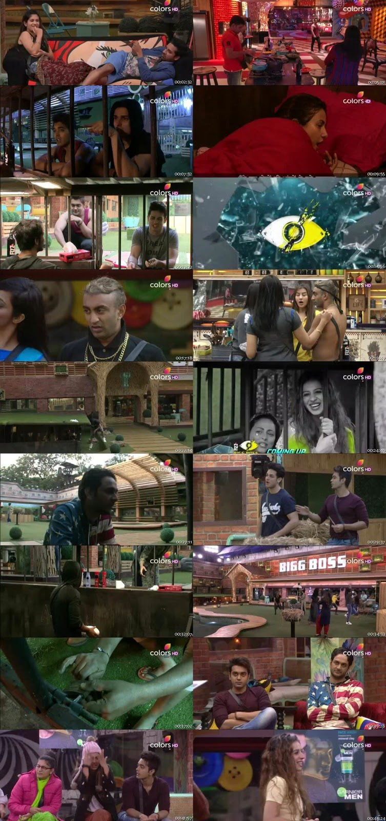 Bigg Boss 11 10 November 2017 Full Episode Download