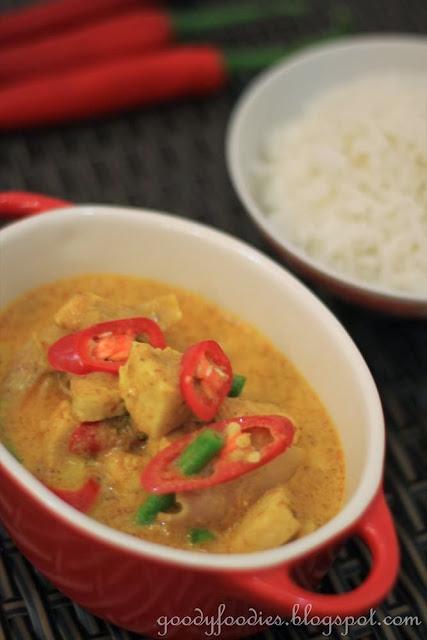 Thai Kitchen Yellow Curry Recipe