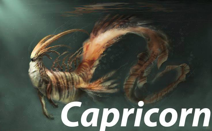 zodiac, horoscope, capricorn