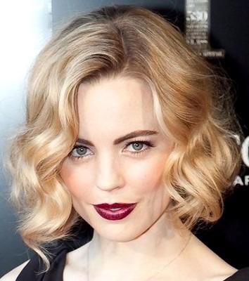 Gaya rambut wanita terbaru finger wave