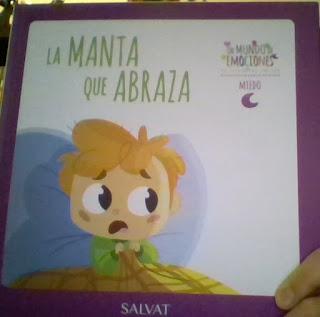 La Manta Que Abraza - Literatura Infantil