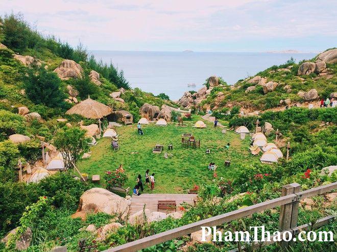 Dã ngoại biển đẹp Trung Lương - Bình Định
