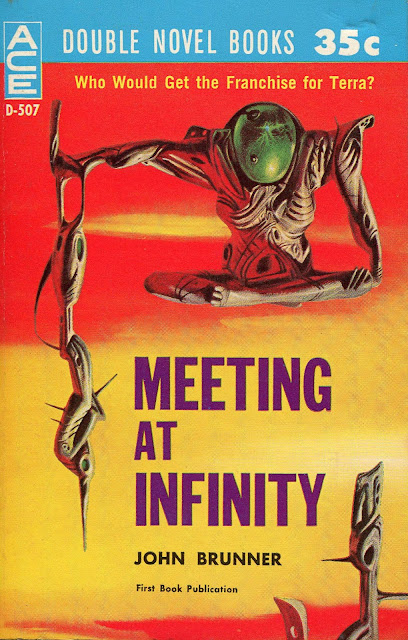 Meeting at Infinity, de John Brunner