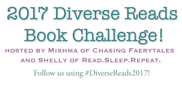 2017 Diverse Reads Book Challenge