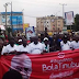Photos From IStandWithTinubu Rally Today In Lagos
