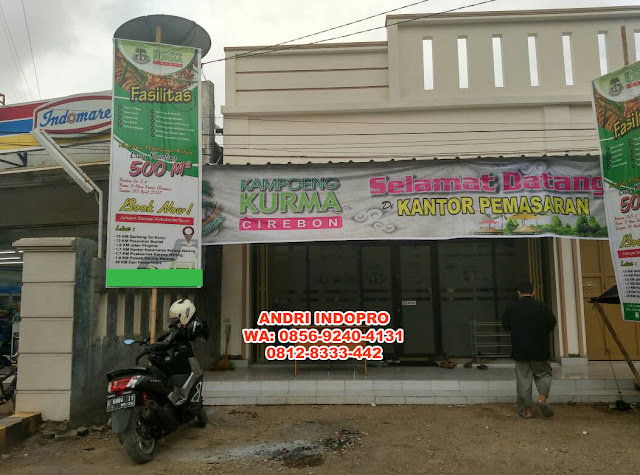 Lokasi Kantor Pemasaran Kavling kampung Kurma Cirebon, Alamat Kantor Pemasaran Kavling Kampung Kurma Cirebon