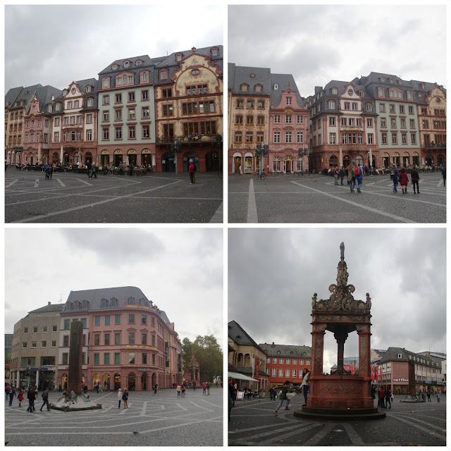 Markt, Mainz, Alemanha