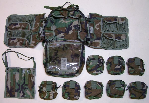 The Army And Marine Corps Developed A Replacement For Unit One Called Molle Medic Bag Is Often Referred To As Mike