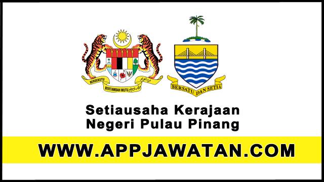 Setiausaha Kerajaan Negeri Pulau Pinang