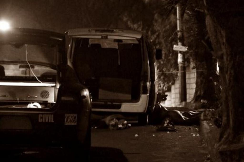 Video : Abandonan 11 cadàveres torturados en Veracruz