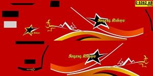 Sugeng Rahayu Golden Star Mod Sr2 DD