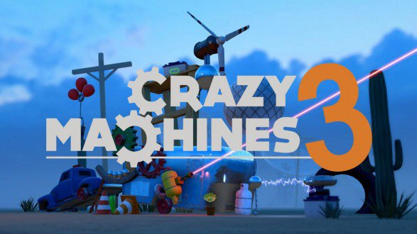 Baixar Crazy Machines 3 (PC) + Crack