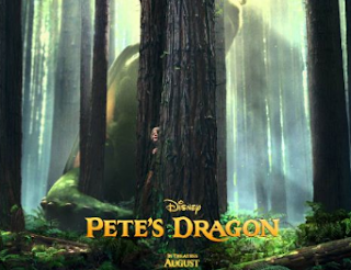 Download Film Pete's Dragon (2016) BluRay Ganool Movie