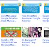 Cara Mendapatkan dan Membuat Iklan Matched Content Bonus Dari Google Adsense