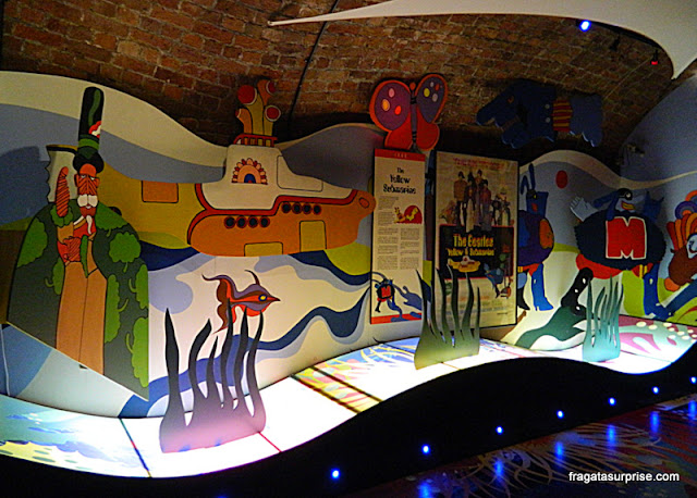 The Beatles Story, Liverpool, Inglaterra