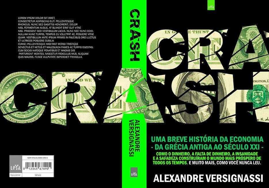 Crash!: Uma Breve História da Economia