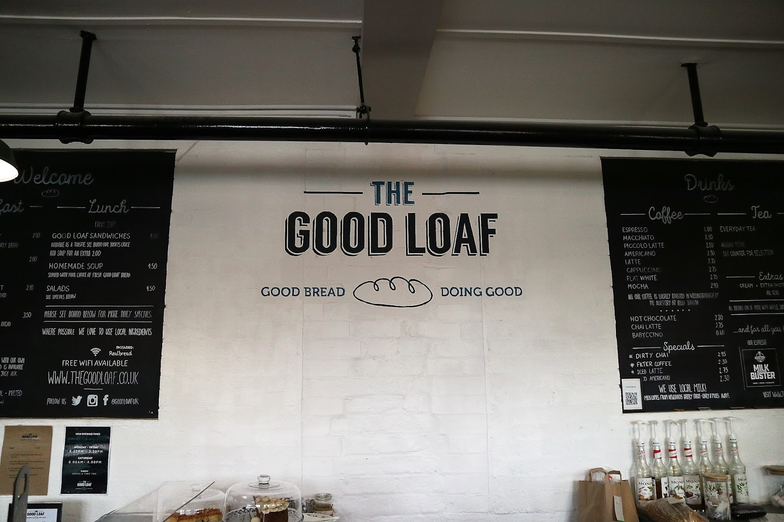 d6c0dd0b4 CAFE REVIEW  THE GOOD LOAF NORTHAMPTON - Simmy and her life