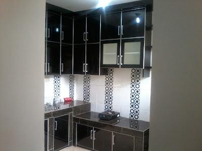 Jasa Kitchen Set Bintaro