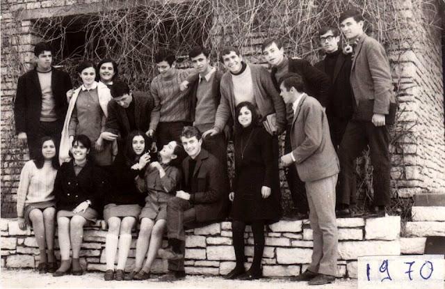 ΟΙ ΚΕΝΕΣ ΩΡΕΣ ΤΩΝ ΜΑΘΗΤΩΝ ΣΤΗΝ ΗΓΟΥΜΕΝΙΤΣΑ ΤΟΥ 1960 - ΤΟΥ ΑΝΑΣΤΑΣΙΟΥ ΒΑΣΙΑΔΗ