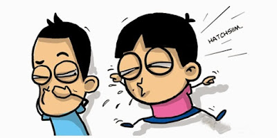 Cipratan Air Liur Orang Sakit Tingkatkan Risiko Infeksi Meningitis