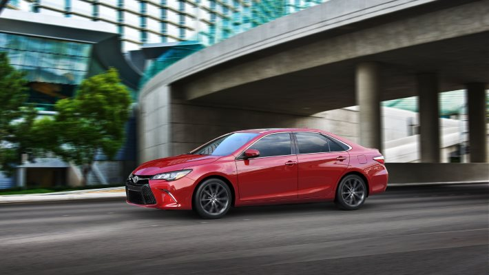 Wallpaper 2: Toyota Camry 2015