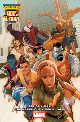 Age of X-Man: The Marvelous X-Men
