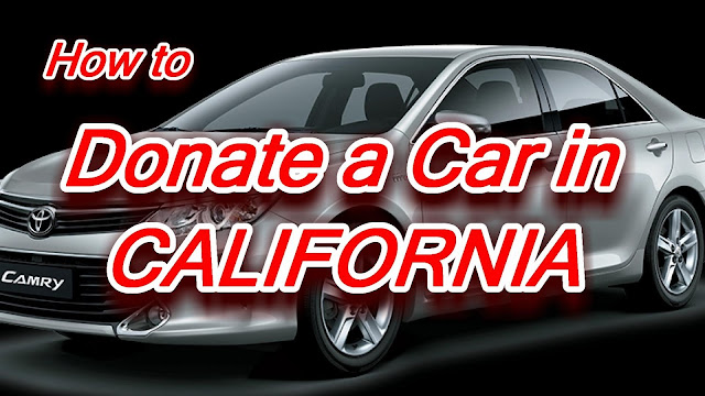 Image result for Donate a Car In California