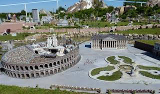 Italia en Miniatura, Verona.