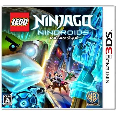 [3DS]LEGO Ninjago: Nindroids[LEGOニンジャゴー ニンドロイド] (JPN) ROM Download