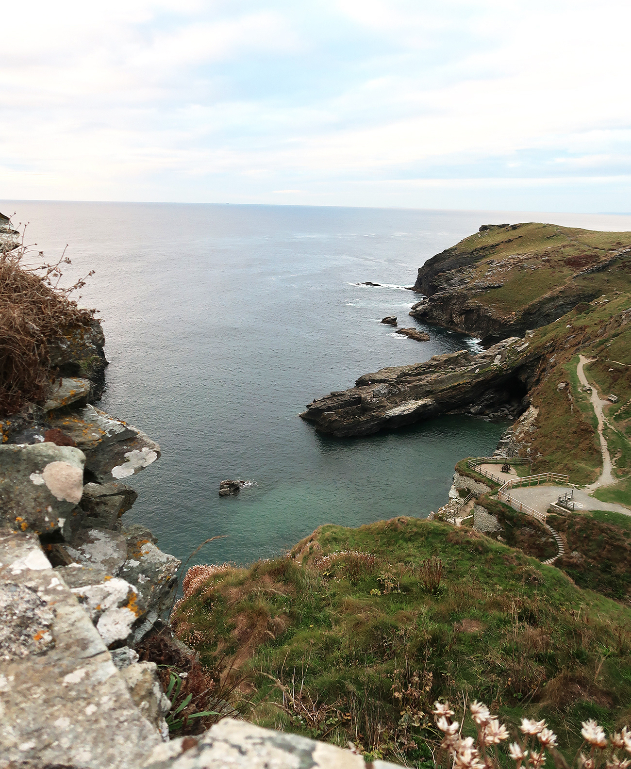 A Night In Tintagel