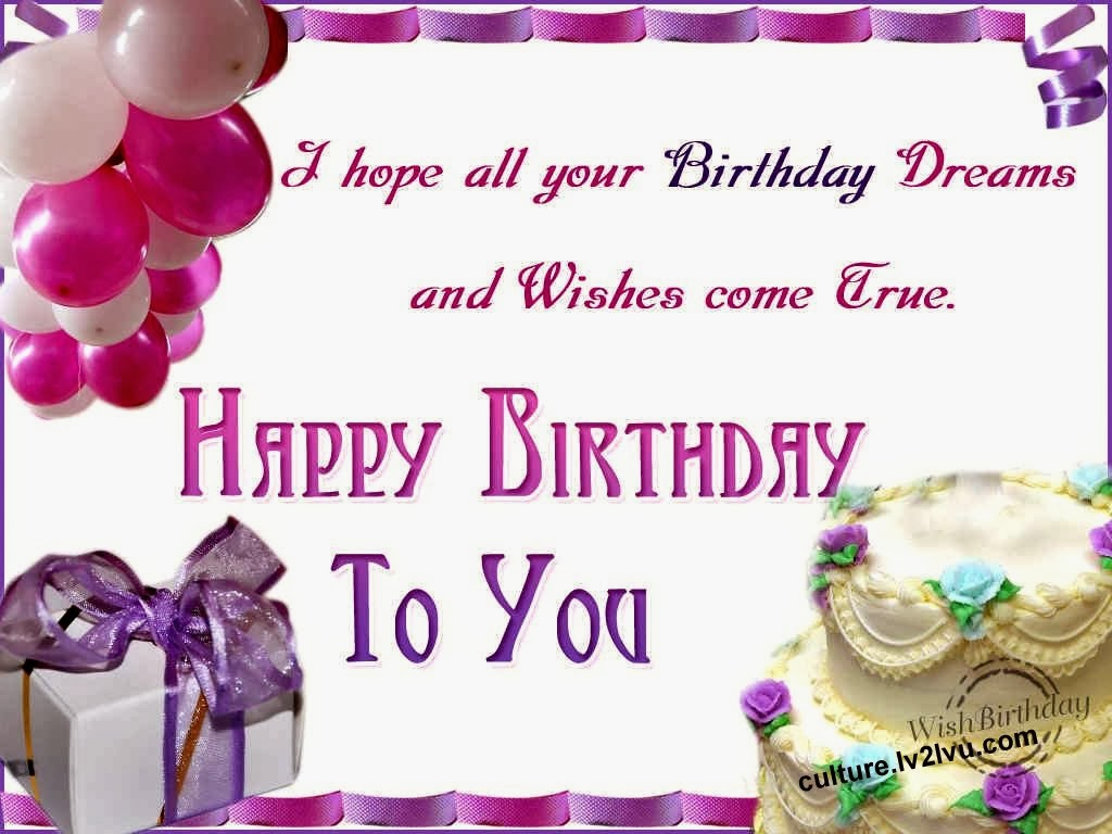 Birthday Wishes Quotes For Friends. QuotesGram