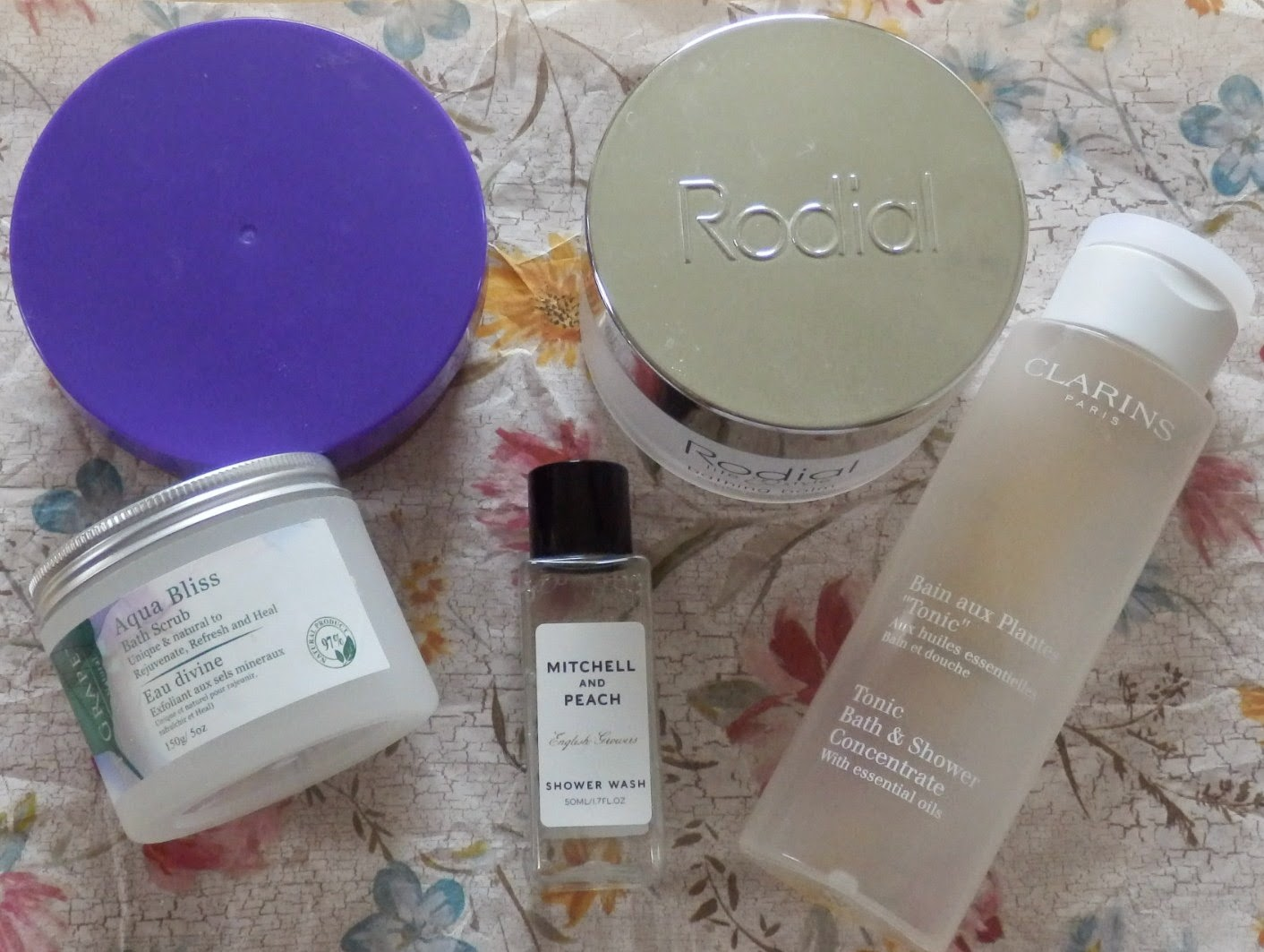 My latest Empties Post