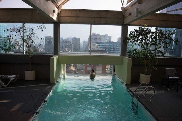 vista piscina hotel best western marina de los condes