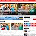 Template Video Blogger Giao diện blog Chia sẻ Video chuyên nghiệp 2019