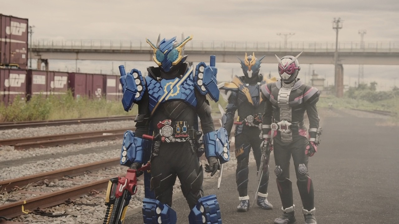 My Shiny Toy Robots: Movie REVIEW: Kamen Rider Heisei