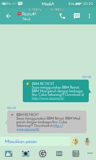 BBM MOD Retroit V 5 [Terbaru] V2.13.1.14 Apk