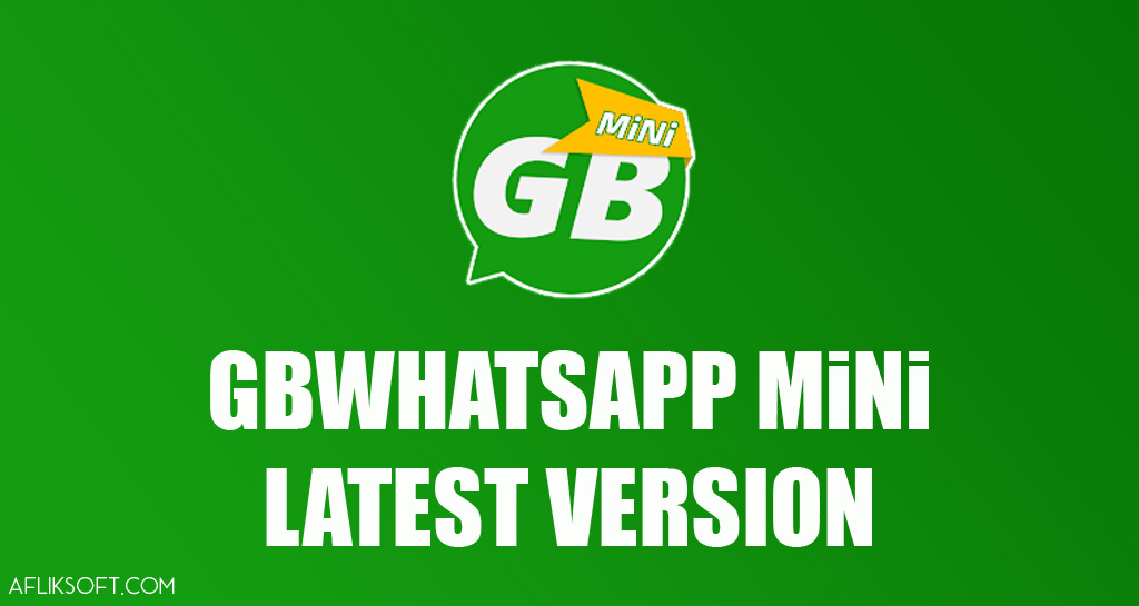 GBWhatsApp+ MiNi