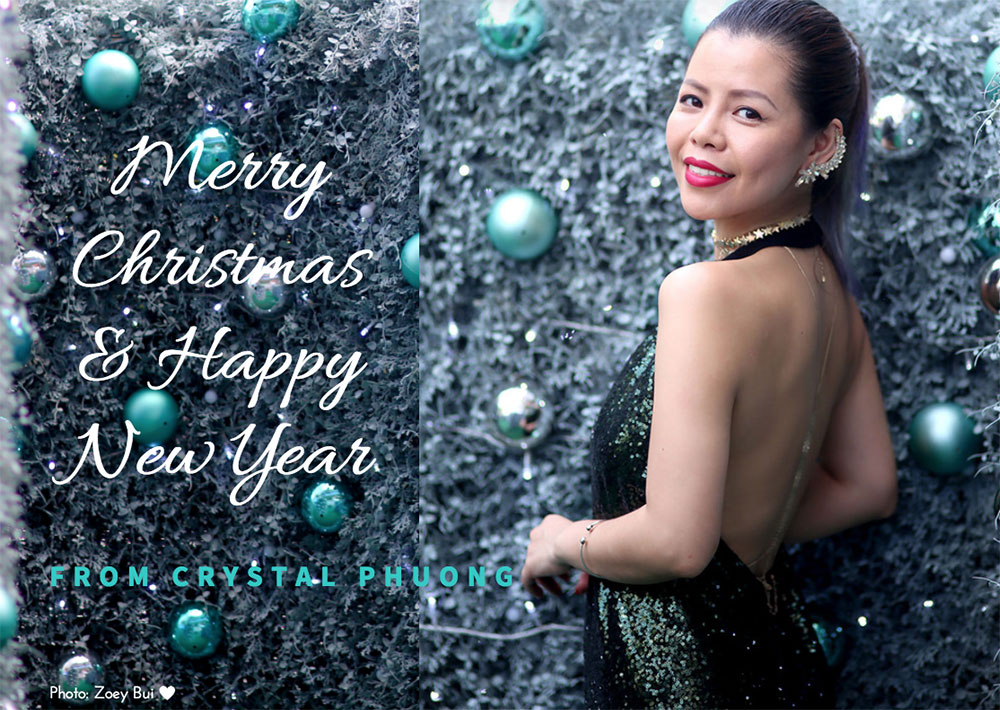 Crystal Phuong- Merry Christmas 2016